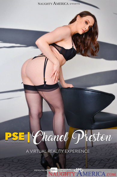 preston naughty america Chanel