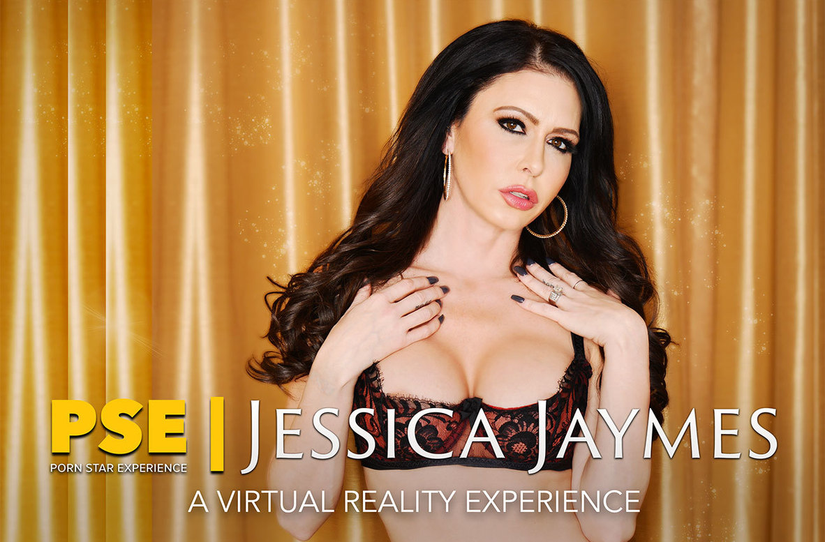 Watch Jessica Jaymes and Ryan Driller VR video in Naughty America