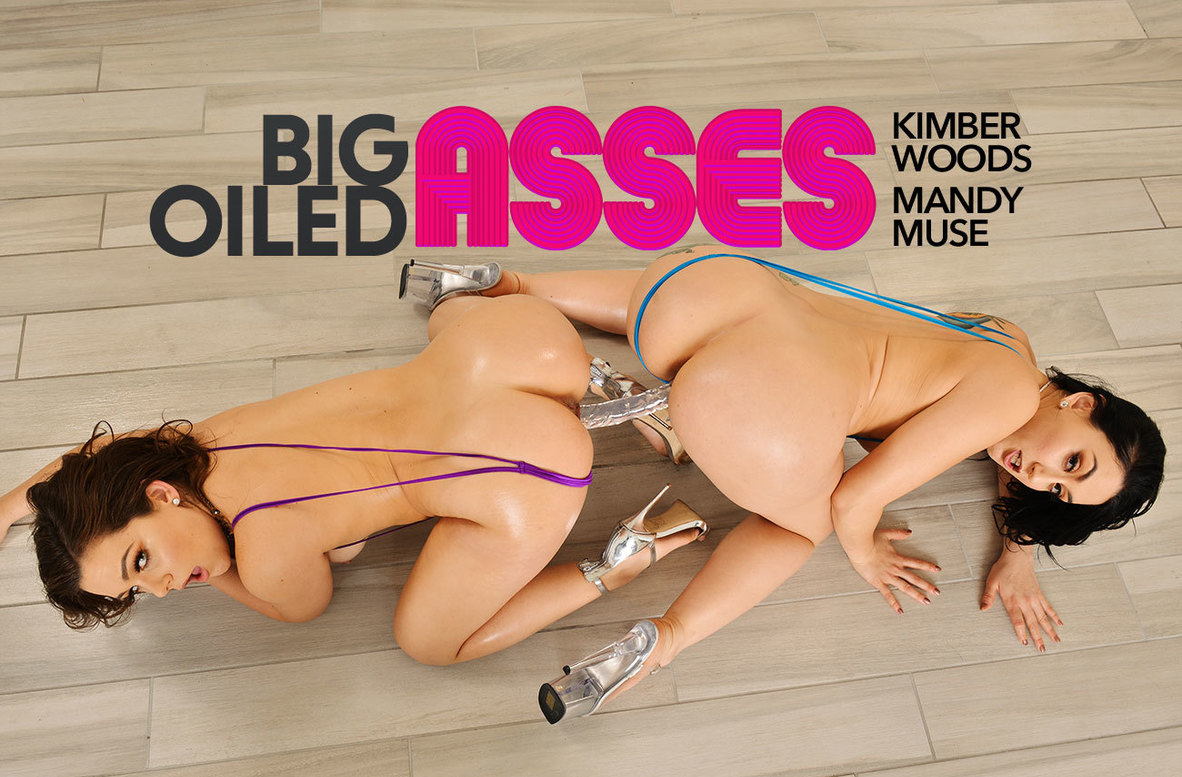 Watch Kimber Woods, Mandy Muse and Ryan Driller VR video in Naughty America