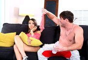 Liza Rowe & Rob Carpenter in Naughty America