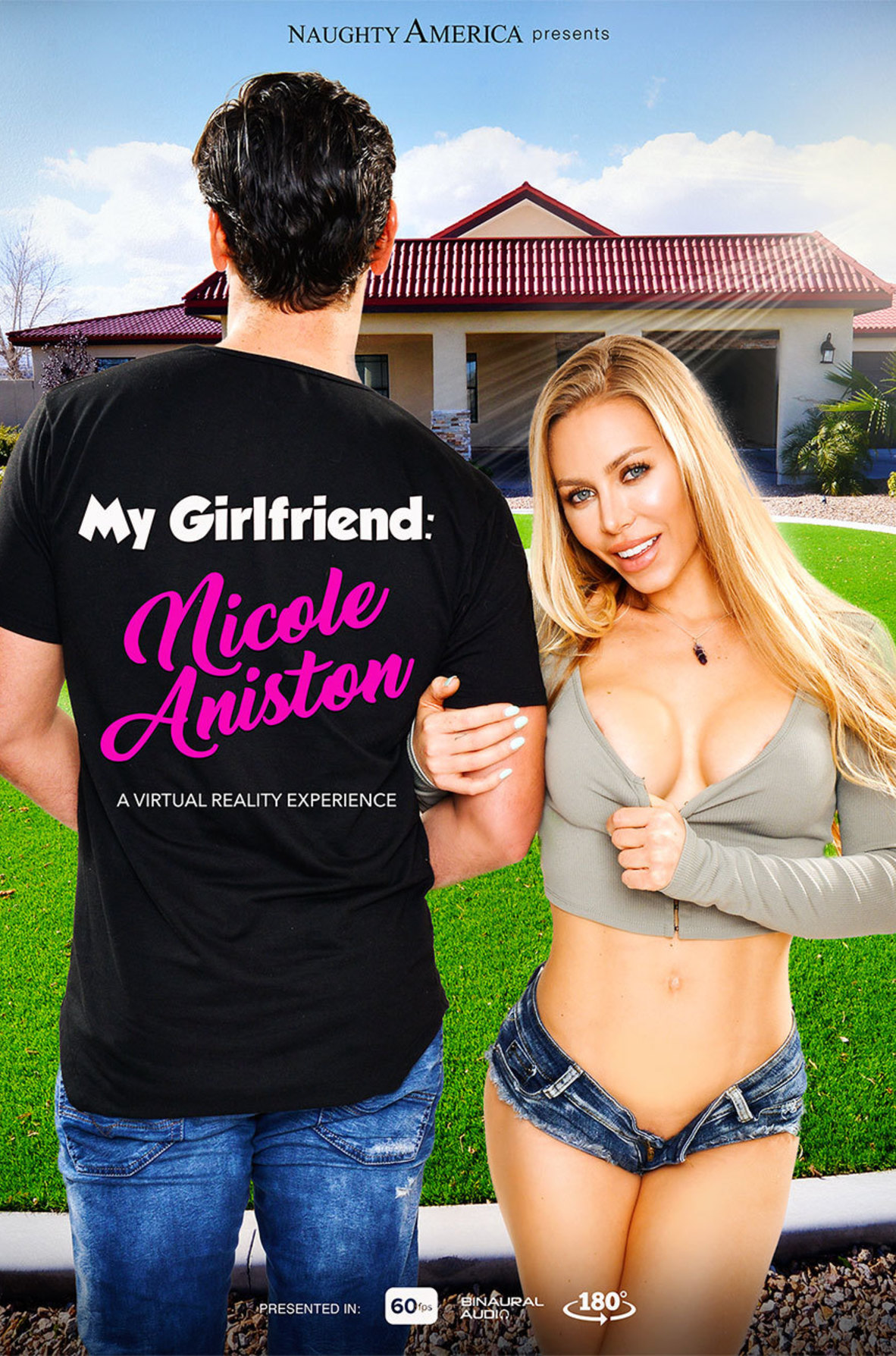 Watch Nicole Aniston and Ryan Driller video in Naughty America
