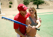 Brynn Tyler & Alec Knight in Naughty Athletics