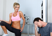 Mckenzee Miles & Otto Bauer in Naughty Athletics
