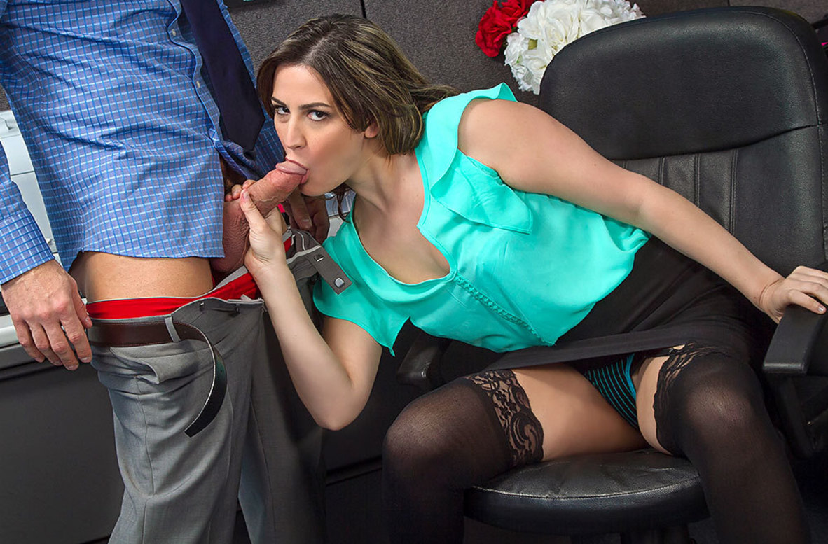 Watch Addie Juniper and Johnny Castle 4K video in Naughty Office