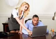 Anny Aurora & Damon Dice in Naughty Office