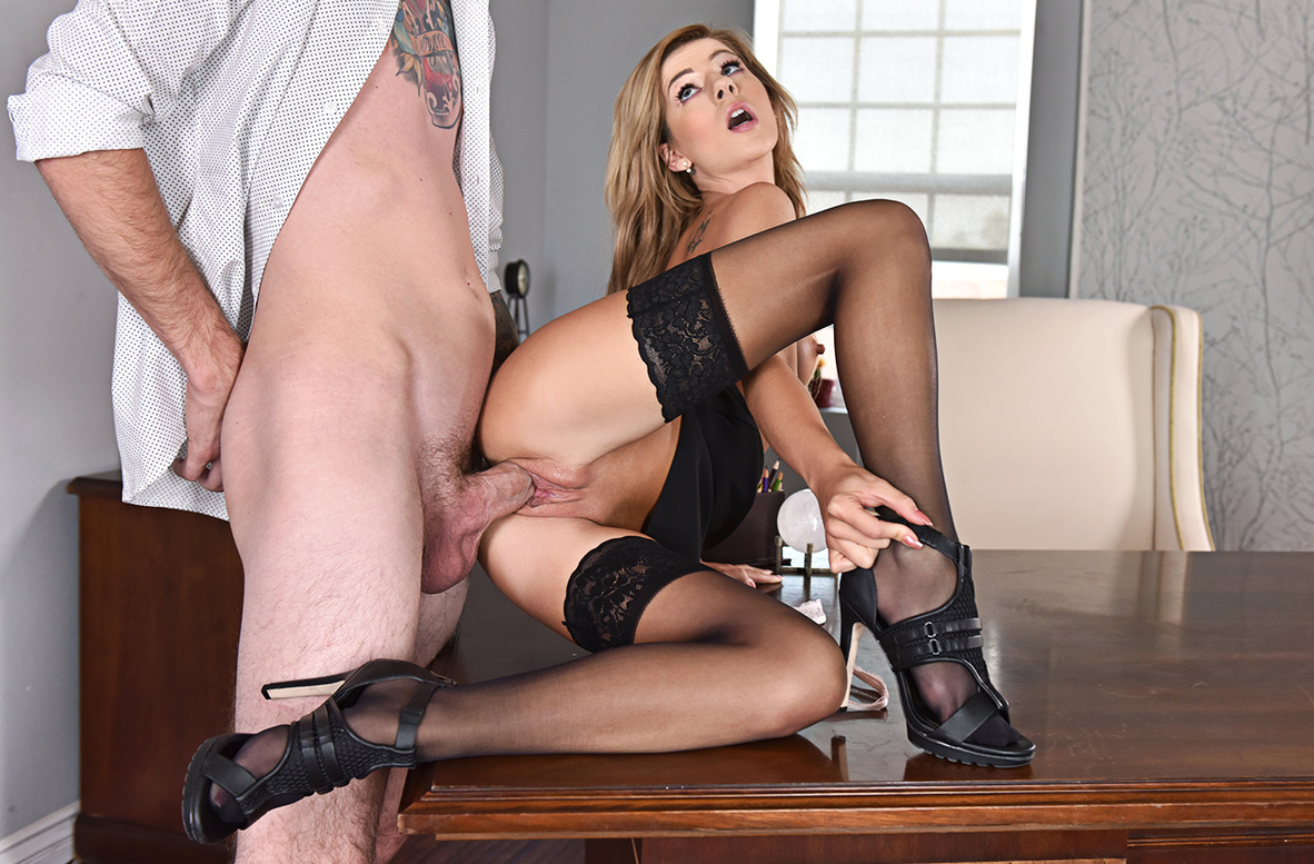 Watch Bella Rose and Buddy Hollywood 4K video in Naughty Office