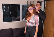 Ice La Fox & Billy Glide in Naughty Office