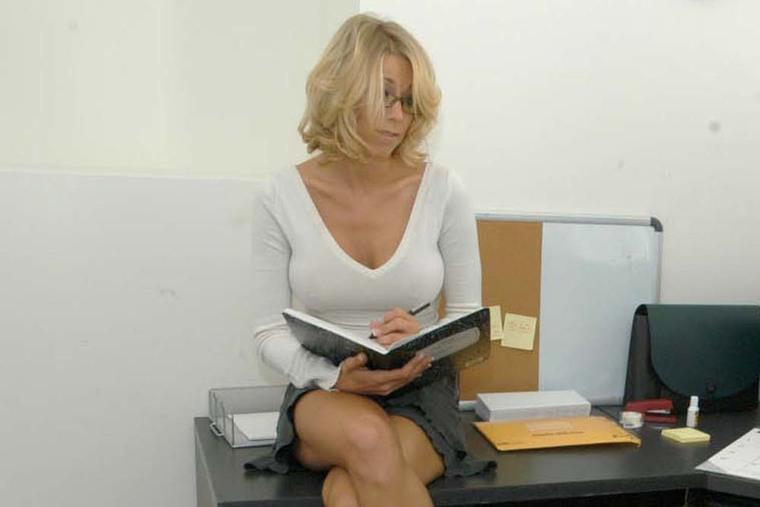 Katie Morgan In Naughty Office-2886