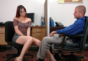 Katsuni & Scott Nails in Naughty Office