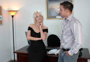 Kimberly Kane & Johnny Castle in Naughty Office