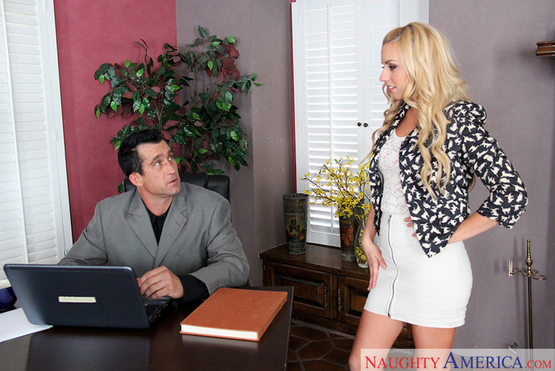 This excellent Lexi belle naughty secretary think, that