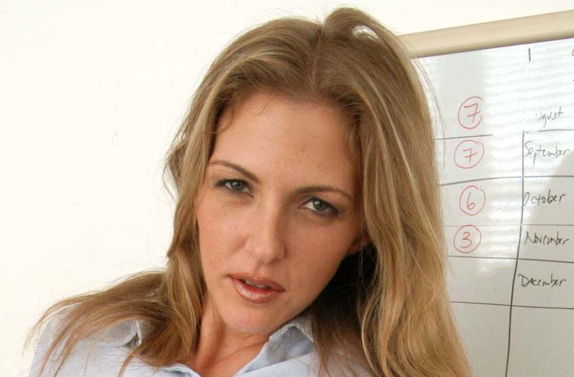 Watch Roxanne Hall video in Naughty Office