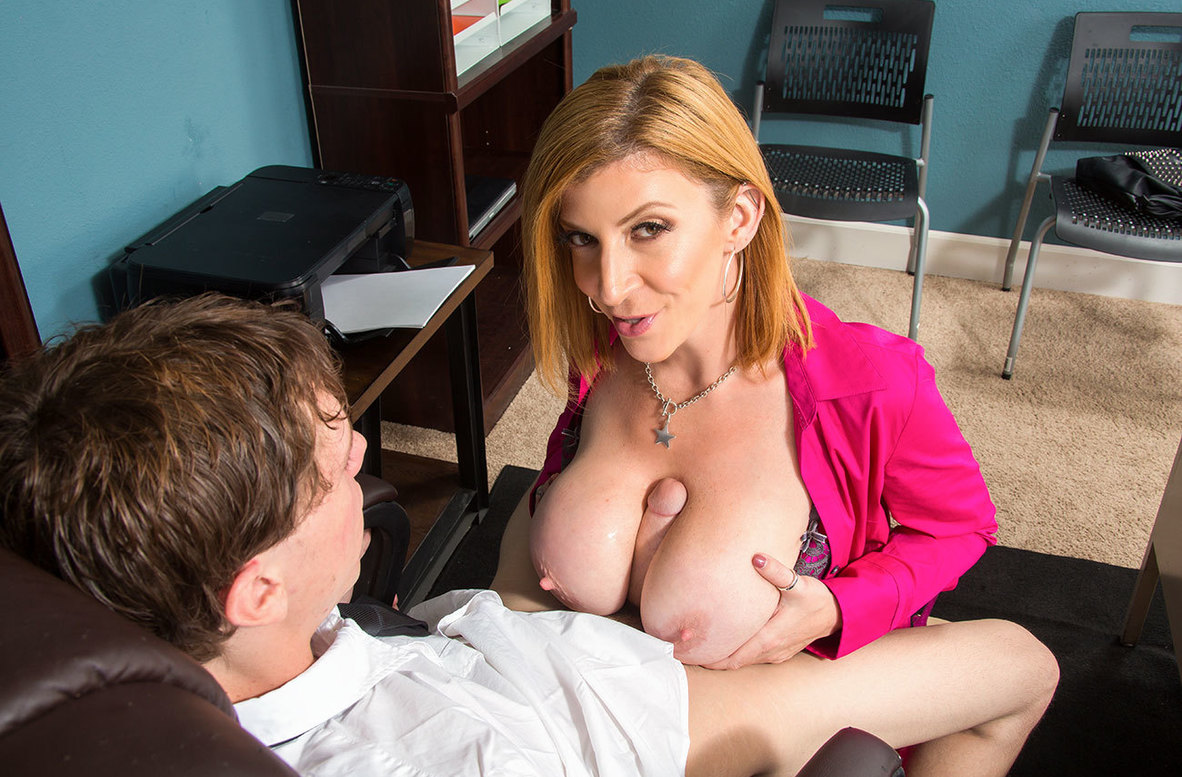 Watch Sara Jay and Rion King 4K video in Naughty Office