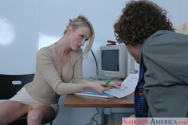 Sharon Wild Naughty Office