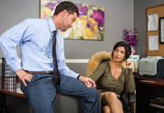 Shay Fox & Seth Gamble in Naughty Office
