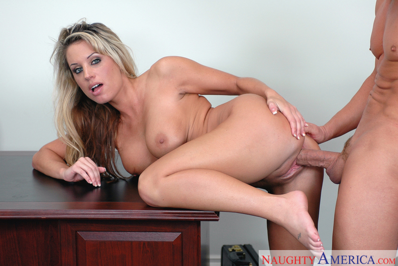 Tessa West  Jack Lawrence In Naughty Office - Naughty -9723
