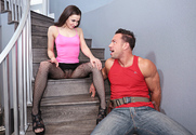 Tiff Star & Johnny Castle in Naughty Rich Girls