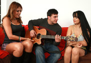 Mason Storm & Monique Fuentes & Anthony Rosano in Seduced By A Cougar