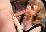 Nina Hartley & Danny Wylde in Seduced By A Cougar